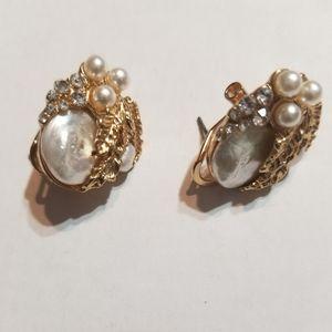 Sassy Jones - earrings